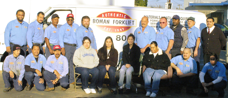 Forklift Trucks And Forklift Rentals