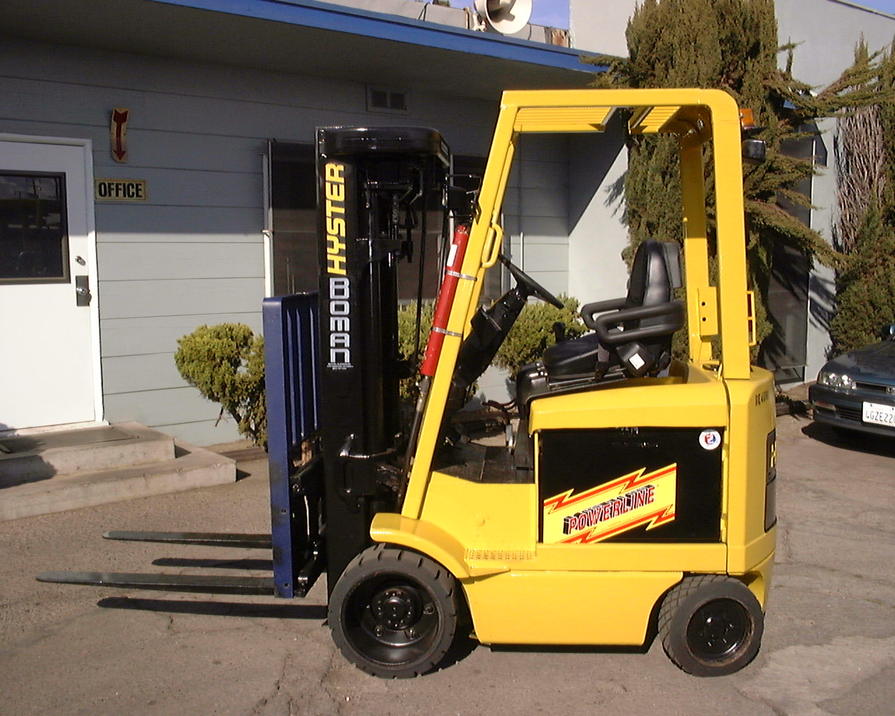 Forklift Training And Used Forklifts