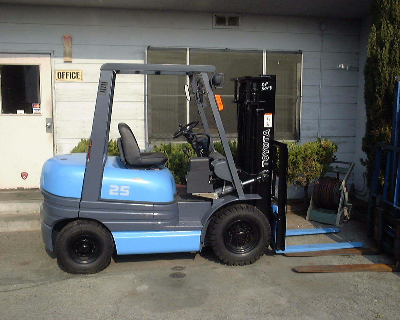 Forklift Trucks And Forklift Rentals