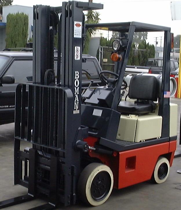 Electric Forklift And Forklift Certification