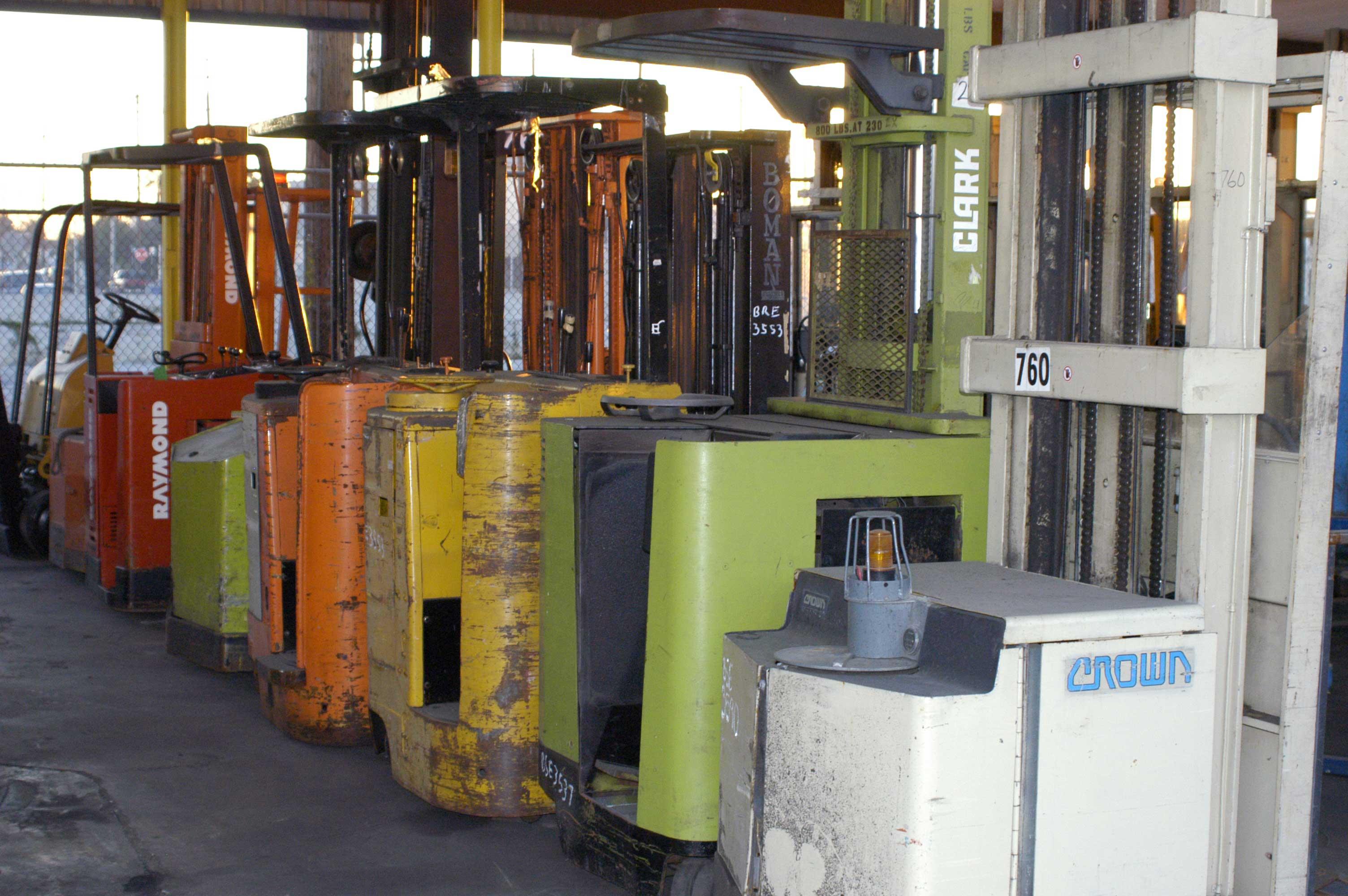 Forklift Rental And Forklift Training